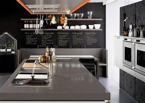 Plan De Travail Ardoise : photo le guide de la cuisine cours de cuisine ~ Preciouscoupons.com Idées de Décoration