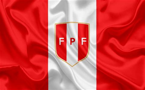 wallpapers peru national football team logo emblem flag of peru football federation
