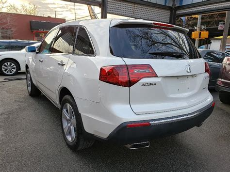 Acura Mdx Tech Package by Used 2010 Acura Mdx Tech Package For Sale In Ny
