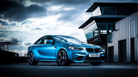 2016 Bmw M2 Coupe Wallpapers & Hd Images