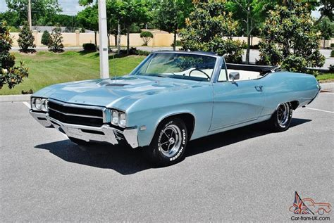 1968 Buick Skylark Convertible by Beautiful 1968 Buick Skylark Gs Convertible 400 V 8 Auto A