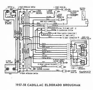 Door Locks Wiring Diagram Of 1957