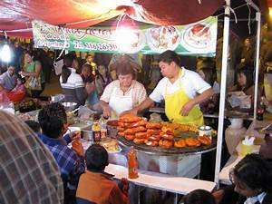 We are one with Street Food Vendors of Querétaro ...