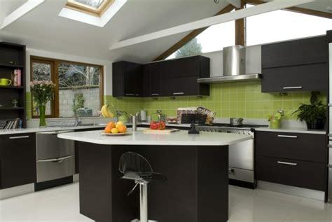 idee cuisine moderne idées comment aménager un espace de cuisine saine