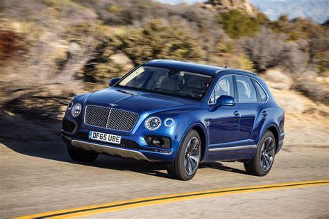 First Bentley Bentayga Deliveries Kick Off In Crewe