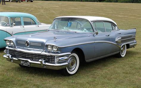 1958 Buick Roadmaster - Partsopen