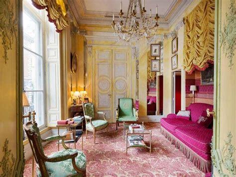 Parisian Style Interior Design  Paris Victorian Interior