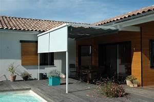 brise vue retractable brise vent brise soleil vivez With toile pour terrasse exterieur 7 brise vue retractable sur mesure