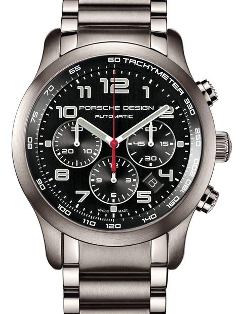 Porsche Design Dashboard Ptc P'6612 Watch, Pictures