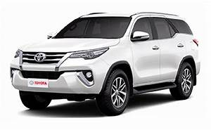 Toyota Fortuner Price in India (GST Rates), Images ...