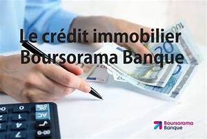 Deposer Cheque Boursorama : cr dit immobilier boursorama banque 01 banque en ligne ~ Medecine-chirurgie-esthetiques.com Avis de Voitures