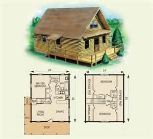 free log cabin floor plans spencer