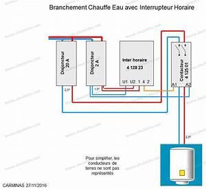 Branchement Electrique Chauffe Eau : chauffage electrique fil pilote legrand finest thermostat ~ Dailycaller-alerts.com Idées de Décoration