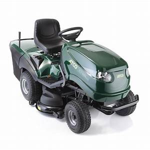 Atco Gt40h Ride On Tractor Mower With Collector Option To