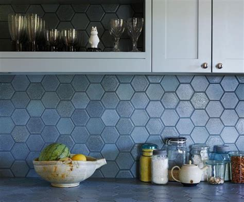 heath tile layered glazes add texture  subtle