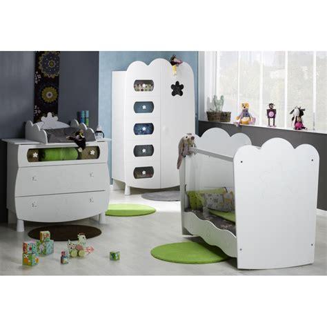 chambre bebe plexiglas chambre bébé complète plexi blanc leonblck01p