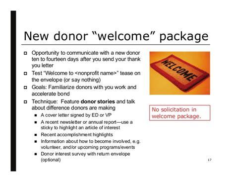 diane remin raise  money  keeping  donors