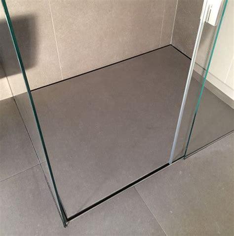 box doccia senza silicone piatti doccia in acciaio inox rivestibili in legno marmo