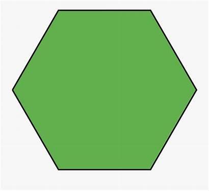 Hexagon Shapes Clipart 2d Pdf Transparent Clipartkey