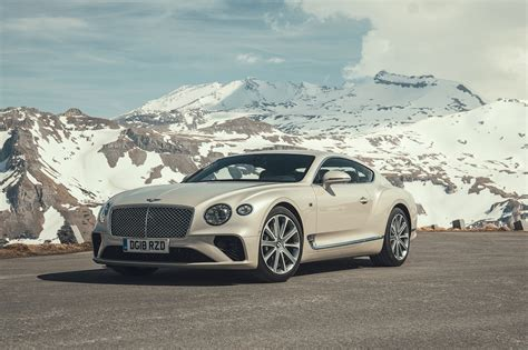 2019 Bentley Continental Gt First Drive