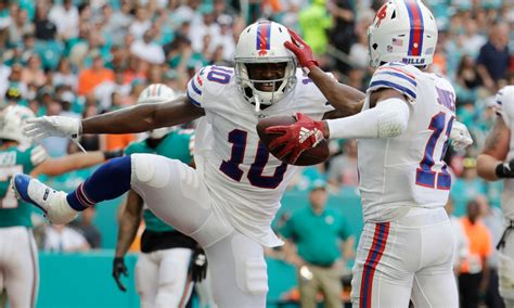 buffalo bills snap counts depth chart breakdown  miami