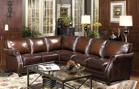 floor l ideas for living room decor l shape brown leather sectional sofa with floor