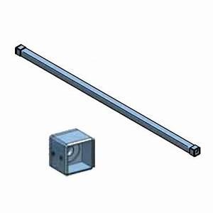 Barre De Defense Fenetre : barre d 39 appui de fen tre carr e inox bross section 30 x 30 mm ~ Edinachiropracticcenter.com Idées de Décoration