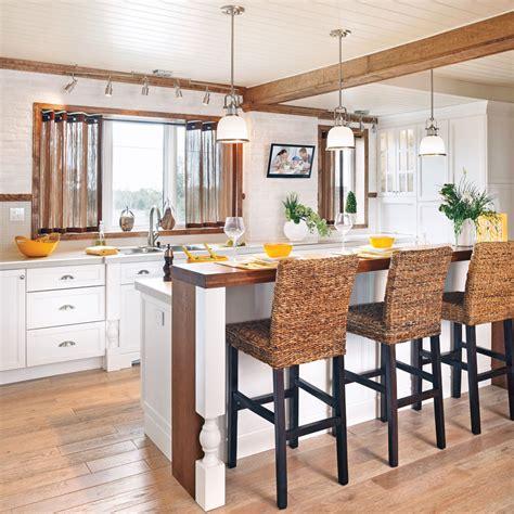 renovation cuisine bois avant apres bois envoûtant dans la cuisine cuisine avant après