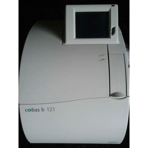 roche cobas b121 blood gas analyzer medical laboratory