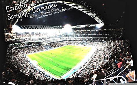 real madrid santiago bernabeu stadium wallpapers