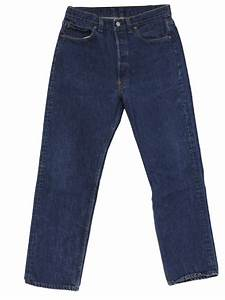 1990u0026#39;s Retro Pants 90s -Levis- Mens dark blue colored ...