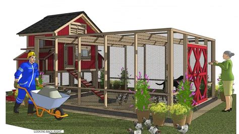 chicken coop plans construction chicken coop
