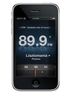 apple developing fm radio app iphone imore