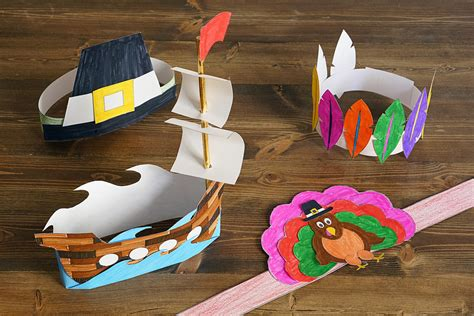 fun easy homemade hat craft ideas  kids