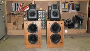 Kef 105 4 Reference Series Loudspeakers For Sale