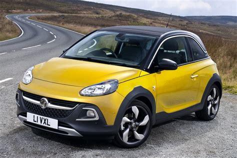 Vauxhall Adam Rocks Review (2014 - )