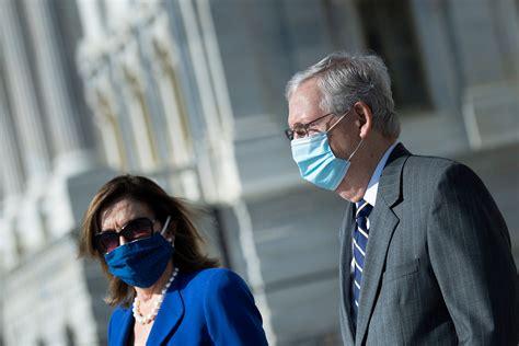 mcconnell doesnt  mask mandate  senators