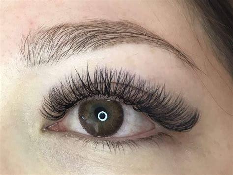 Eye Lash eyelash extension tips part 3