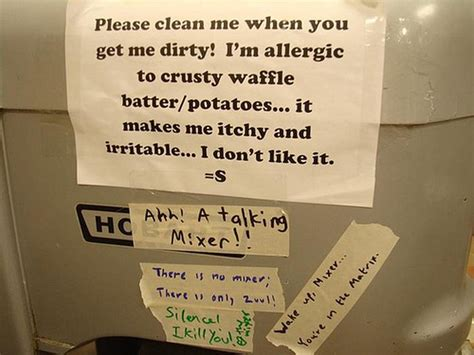 funniest passive aggressive notes   year funcage