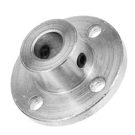 mm flange coupling steel rigid flange coupling motor guide shaft axis bearing fitting