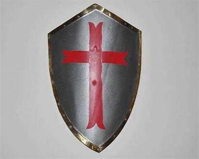 Shield Templar Knights Cross Masonic 600mm Southern