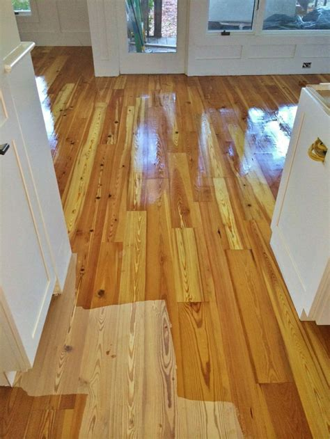 """3"""", 4"""" & 5"""" Reclaimed Pine Hardwood Flooring With First"""