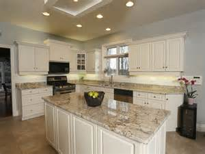 kitchen backsplash ideas with santa cecilia granite kitchens with brown cupboards kitchens with beige