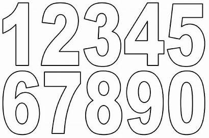 Coloring Number Block Preschool