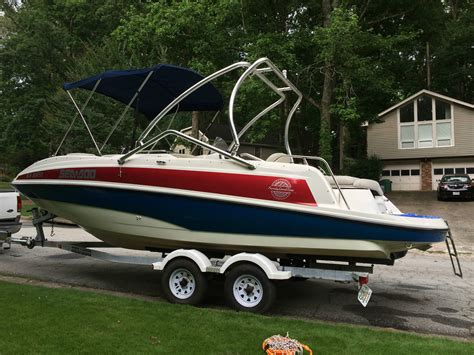 Sea Doo Islandia Jet Boat by Seadoo Islandia 2002 For Sale For 11 650 Boats From Usa