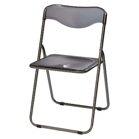 sudden comfort translucent folding chair charc target