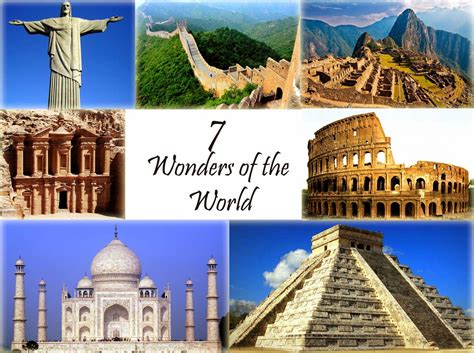 general knowledge seven wonders of the world tnpsc tutor