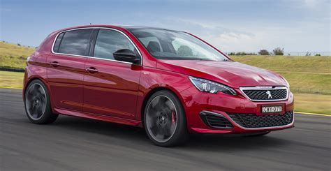 Peugeot Australia by Peugeot Australia Quot Extremely Happy Quot With Sub 45 50k 308