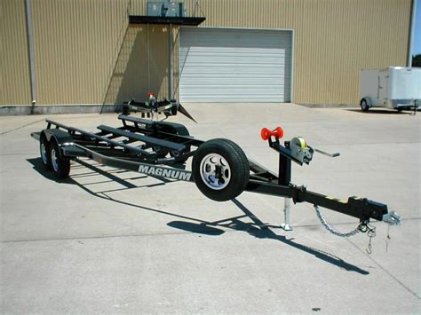 Magnum Boat Trailer Axles by Magnum 6000 Boat Trailer Magnum Trailers Performance