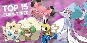 all fairy type pokemon